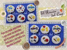 """Cupcakes Día del Padre """"El Rincón del Cup"""""""