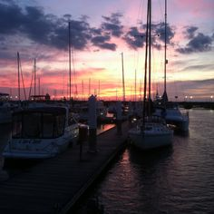 Sunset in Charleston, SC -Christy Milliken