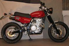 www.schotterfun.de - Honda Dominator