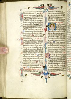 Breviary, MS M.0373 fol. 108v - Images from Medieval and Renaissance Manuscripts - The Morgan Library & Museum