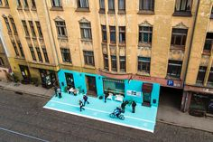 European Prize for Urban Public Space Announces 2016 Finalists Architectural Digest Urban Landscape, Landscape Design, Public Space Design, Public Spaces, Urban Intervention, Public Realm, Urban Park, Urban Furniture, Street Furniture