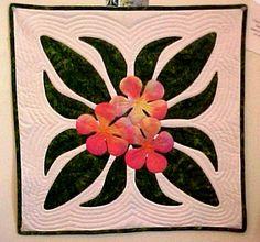 hawaii applique patterns - Google Search