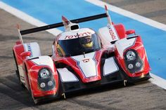 24 Hours of Le Mans Sees More Electric-Drive Racers like Toyota's TS030 Hybrid. Audi is also racing a pair of hybrid electric LMP1 cars.