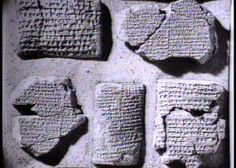 "The story of the flood were among these, found on the 11th tablet in Sumer within the story of  ""The epic of Gilgamesh"". In this epic Noah's name is given as UTNAPISHTIM although the story is very similar to that of the bible, even mentioning the releasing of birds to find land."