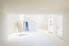 Christopher Kane Store in London, United Kingdom, 2013 – 2015   Mark Treharne, Marta Vitorio   John Pawson