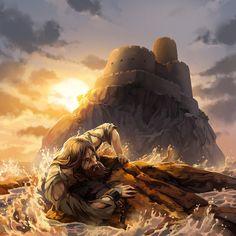 The Count of Monte Cristo by nikogeyer.deviantart.com on @DeviantArt