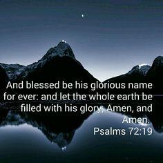 Psalms 72:19