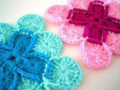 Instructions for Bavarian Crochet