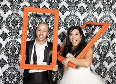 DIY with Your Fiancé: Photo Booths