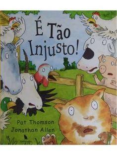 Leiturinhas para criança!: É tão injusto