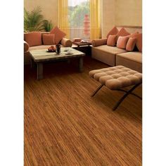 Home Legend Hand Scraped Strand Woven Antiqued 1/2 In. T X 5 1/8 In. W X  72 7/8 In. Length Solid Bamboo Flooring (25.93 Sq.ft./case)