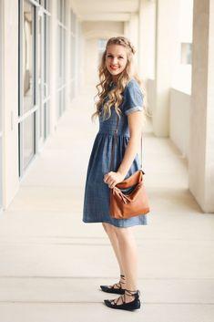 Summer Dress - rebekah baird