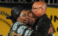 Setback for Zuma and his 'ex'