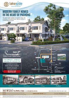 Arturn Sharespot : Glomac Lakeside Series Ad (Product)