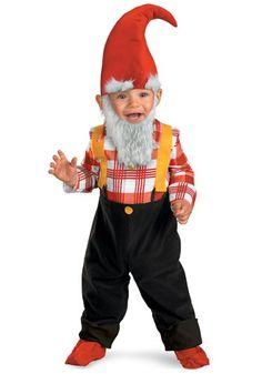 Toddler Garden Gnome Costume