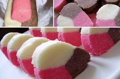 Sweet Cooking, Czech Recipes, Easter Recipes, Christmas Cookies, Raspberry, Cheesecake, Deserts, Goodies, Food And Drink