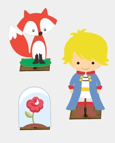 personagens pequeno principe png - Pesquisa Google