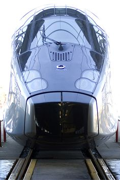 AGV is an advanced very high speed train designed and developed by Alstom. Image courtesy of Alstom Transport. - France....Image - Railway Technology