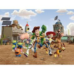 Disney Toy Story Wallpaper XXL