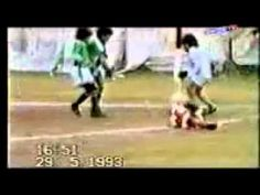 Watch two incredible videos from Lionel Messi mesmerizing as a child #football #soccer