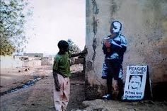 banksy in south africa - Google Search