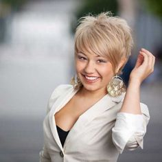 2015 Short Hairstyles Trends images