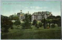 Insane Asylum and Almshouse, Lancaster, Pennsylvania: