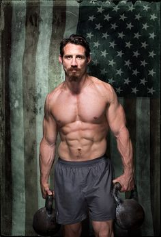Ian Spanier, photographer. Tim Kennedy, UFC Fighter/US Army Special Forces.