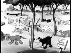 Just Dogs (1932) - YouTube