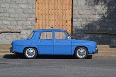 #Renault #8 #Gordini