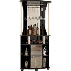 Hodedah Bar with Wine Storage You'll Love | Wayfair