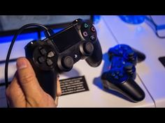 Sony PlayStation 4 Controller Hands-On at E3 2013