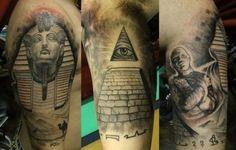Los tatuajes egipcios