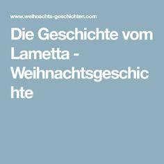 Die Geschichte vom Lametta - Weihnachtsgeschichte Motto, Humor, Words, Party, Xmas, Christmas, Judith, Yin Yang, Gnocchi