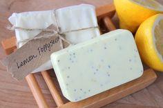 Lemon Poppyseed Soap | Maker Crate