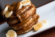 Pumpkin French Toast | from Edible Perspective #vegan