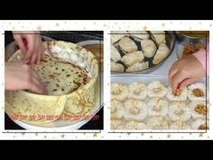 💯وصفات مهمة مهمة مهمة لعشاق المعجنات والفطائر (طرق حصرية) 💯perfect perfect ways to pastries 💯 - YouTube Eid Food, Biscotti, Food Videos, Camembert Cheese, Tart, Deserts, Appetizers, Sweets, Bread