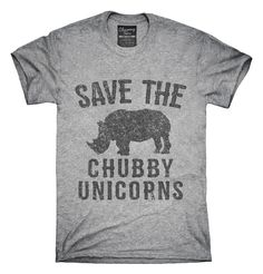 Save The Chubby Unicorns Rhino T-shirts, Hoodies,