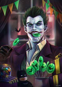 Batman Álbum (Yaoi) - BatJokes - Page 2 - Wattpad Joker Comic, Joker Batman, Joker Art, Batman Art, Joker Arkham, Gotham, Heath Ledger Joker, Batman Universe, Dc Universe