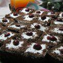 Ünnepi mézes meggyes | NOSALTY – receptek képekkel Hungarian Cake, Hungarian Recipes, World Recipes, Sweets, Cookies, Salt, Foods, Crack Crackers, Food Food