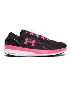 Under Armour Women's UA Speedform? Apollo 2 R Harmony Red/Black/Harmony Red Sneaker 5.5 B (M) * Visit the image link more details.