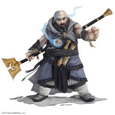 Pathfinder RPG Art | Inside Days: Pathfinder RPG - NPC Codex