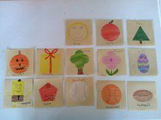 Crazy About Montessori: Metal Inset Variation