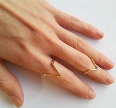 anel de falange / bianca salve jorge - bijoux gloss shop