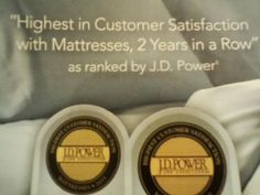 Sleep Number has won prestigious awards for their beds! #MySleepNumberStore Wow, I was really impressed with the comfort level of the IQ sleep Number mattresses. My absolute fav was the i8, which happens to be the most popular Sleep Number bed #ad #FreeSample enter #sweeps: http://h5.sml360.com/-/2ynhv