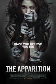 The Apparition poster.
