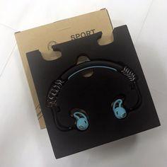 S. Porter Bâton Étanche Bluetooth Sport In-Ear Casque Antibruit Sans Fil  Musique Téléphone Appels Casque Stéréo Écouteurs f925c5057b10b