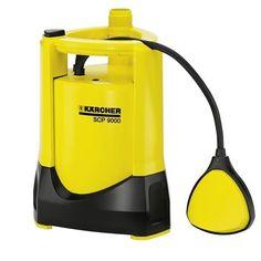 dränkbar pump kärcher