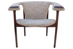 Vintage Adrian Pearsall Lounge Chair | California Cool | One Kings Lane $1900.