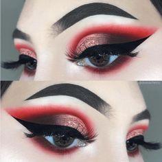 Christmas Makeup Ideas 30
